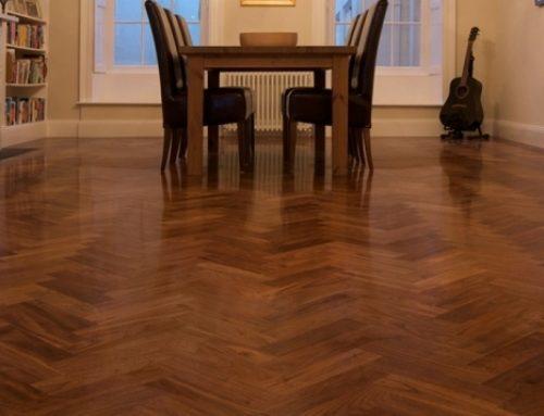Тонировка деревянного пола: сэкономьте на замене покрытия